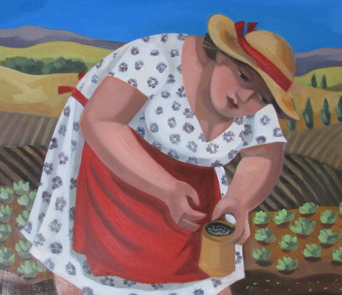 Kitchen Gardener