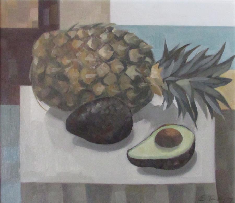Pineapple and Avocado