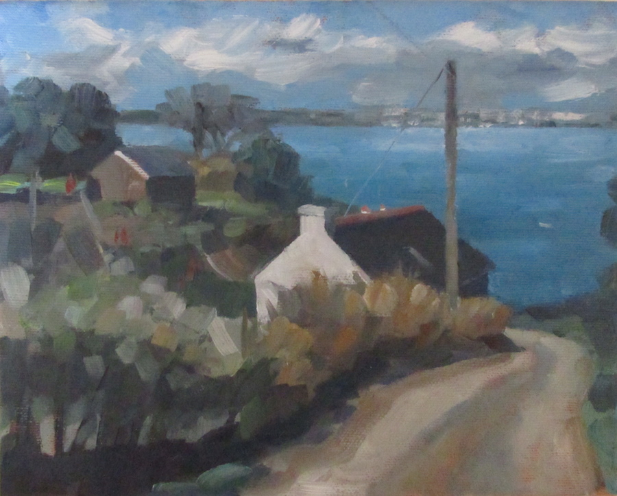 Point d'Armorique to Brest