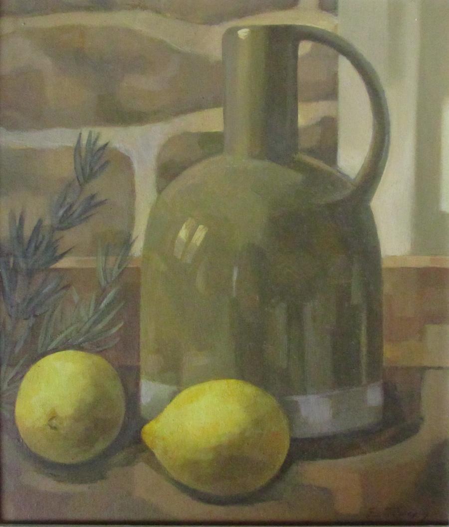Rosemary and Lemons
