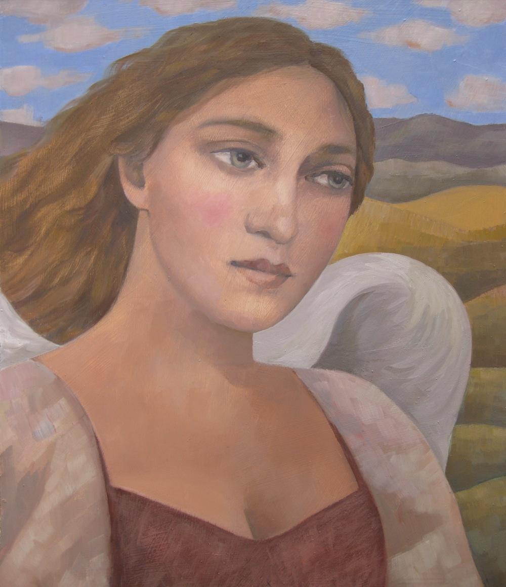 Angel of the Fields
