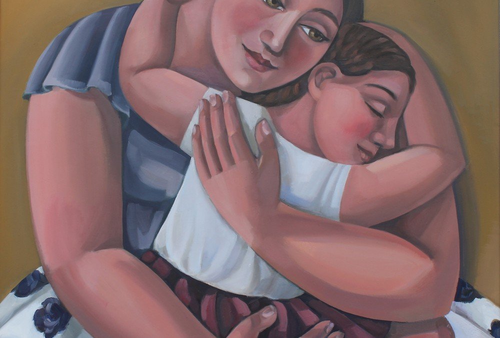 Mother and Child £70